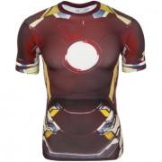 UNDER ARMOUR Alter Ego Iron Man PR Fullsuit COMP SS UNDER ARMOUR - VitaminCenter
