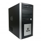 Wortmann Terra 4000 Intel C2Q Q8400 2.66 GHz, 4 GB DDR 2, 160 GB HDD, DVD-ROM, Tower, Windows 10 Pro MAR