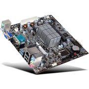Tarjeta Madre ECS BSWI-D2-J3060 con procesador Celeron J3060 Mini-ITX