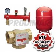 Kit-set instalare cazane vas 50l