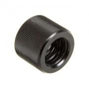 Fiting EK Water Blocks EK-HD Adapter Female pentru tuburi rigide 12/10mm Black