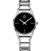 Calvin Klein Stately Montre K3G23121 - Argent