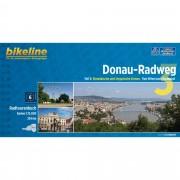 BIKELINE DONAU RADWEG 3 - Radwanderführer - 13. Auflage 2016 - Radwanderführer