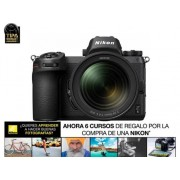 Nikon Cámara Mirrorless NIKON Z6 24-70MM (24.5 MP - Sensor: Full-Frame - ISO: 100 a 51 200)