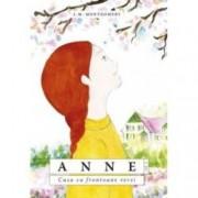 Anne. Casa cu frontoane verzi vol. 2