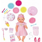 ZAPF CREATION interactieve babypop , »BABY born® Interactive Happy Birthday«