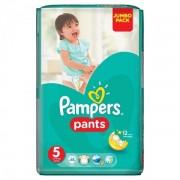 Scutece Active Baby Pants 5 Jumbo Pack, 48 buc, Pampers