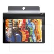 Előlap védő karcálló edzett üveg - 0,3 mm vékony, 9H, Arc Edge, A képernyő sík részét védi - Lenovo Yoga Tab 3 10
