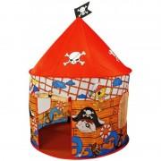Cort de joaca pentru copii Pirati Knorrtoys
