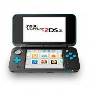 Nintendo Consola Nintendo New 2Ds Xl Negra/Turquesa