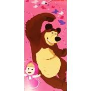 Mása és a Medve törölköző, fürdőlepedő 2