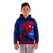 Ultimate Spider-Man kék kapucnis felső fiúknak