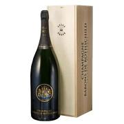 Champagne Barons De Rothschild - Jeroboam - Brut - Cassa Di Legno