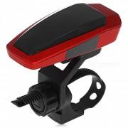 Piloto trasero de freno de induccion inteligente de carga USB (version mejorada) - rojo