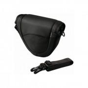 Sony LCS-EMC - husa din material textil negru pentru seria NEX