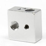 EW Accesorios para impresoras 3D Bloque de calentamiento Macurbot MK7 MK8 Piezas dedicadas