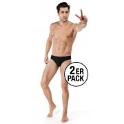 Skiny Férfi Alsó Brasil Slip Pack (2db/Csomag)