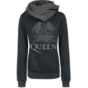 Queen Crest Logo Damen-Kapuzenpullover - Offizielles Merchandise S, M, L, XL, XXL Damen