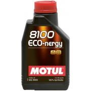 MOTUL 8100 Eco-nergy 0W30 1 litru
