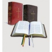 The Book of Common Prayer and the Holy Bible New Revised Standard Version: Black Bonded Leather, Hardcover/Church Publishing
