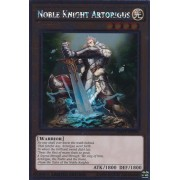 Yu Gi Oh! Noble Knight Artorigus (Nkrt En003) Noble Knights Of The Round Table 1st Edition Platinum Rare By Yu Gi Oh!