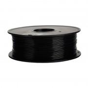 Filament pentru Imprimanta 3D 1.75 mm PLA 1 kg - Extra Negru