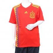 アディダス adidas サッカー/フットサル ライセンスシャツ KidsFEFホームレプリカユニフォームS/S BR2713