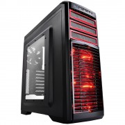 PC House Intel Core i5-9600K 3.70 GHz, 16GB DDR 4, 1 TB HDD, DVD-RW, Tower