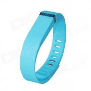 reloj c/ Broche de Fitbit Flex Pulsera inteligente - Azul claro