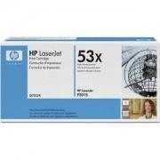 Тонер касета за Hewlett Packard LJ P2015 (Q7553X)