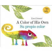 A Color of His Own: (Spanish-English Bilingual Edition), Hardcover/Leo Lionni