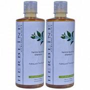 Herbline Henna Liquorice Shampoo 500ml-Pack Of-2