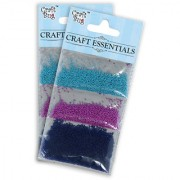 Micro Beads Granules Layer Pack - Blue / Pink / Dark Blue