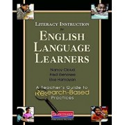 Literacy Instruction for English Language Learners: A Teacher's Guide to Research-Based Practices, Paperback/Nancy Cloud