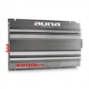 6-kanaals autoversterker Auna AB-650 schakelbaar 4800W