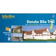 Fietsgids Bikeline Danube Bike Trail 1 (Engels - Donau Radweg) | Esterbauer