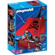 Playmobil - 3900 - Corabie pirati rosie