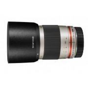 samyang 300mm f/6.3 ed umc cs - argento - fuji x - 2 anni di garanzia