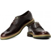 Clarks Darby Limit Corporate Casuals For Men(Brown)