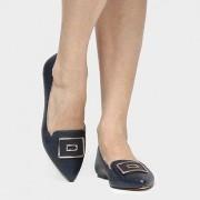 Sapatilha Shoestock Fivela - Feminino