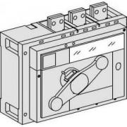 Separator de sarcina decuplare vizibil interpact inv1000 - 1000 a - 4 poli - Separatoare de sarcina interpact ins / inv - Inv630b...2500 - 31361 - Schneider Electric