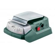Аккумуляторный адаптер питания Metabo PowerMaxx PA 12 LED-USB + фонарь 600298000