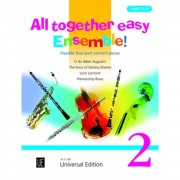 Universal Edition All together easy Ensemble! 2 James Rae, Partitur/Stimmen