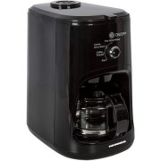 Cafetiera Heinner HCM-900RBK, 900 W, Rasnita incorporata, 0.6 L, Negru