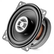 "Auditor RCX-100/118241 Bocina Coaxial 4"" Tweeter de Domo invertido de Aluminio Color Negro (Cono de Polipropileno),"
