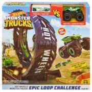 Hot Wheels Monster Trucks Provocare pe pista GKY00