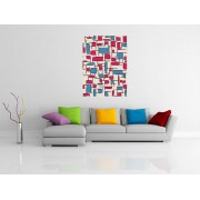 Tablou pattern design abstract - cod C78