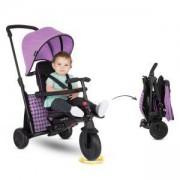 Детска сгъваема триколка 7 в 1 smartFold 400, лилава