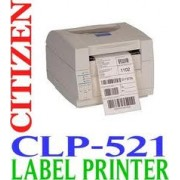 Citizen Clp-521 Z Thermal Barcode Printer JM10-M01 - Refurbished