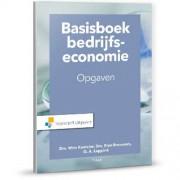 Basisboek Bedrijfseconomie - Wim Koetzier, Rien Brouwers en Olaf Leppink